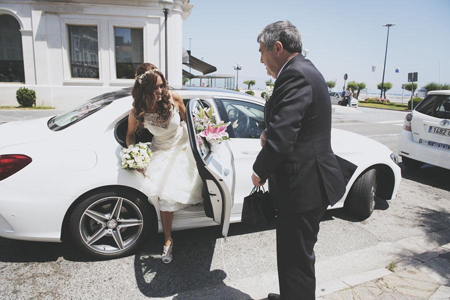 Boda en Santander. Fotógrafo de bodas.