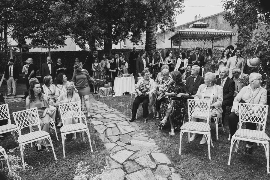 Hostería de Arnuero. Reportaje de boda.