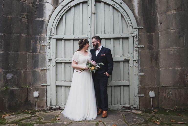 La boda en la Hostería de Arnuero de Celia e Iván