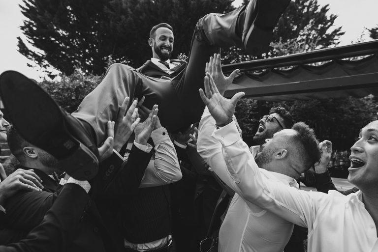 Reportajes de boda. Bodas divertidas.