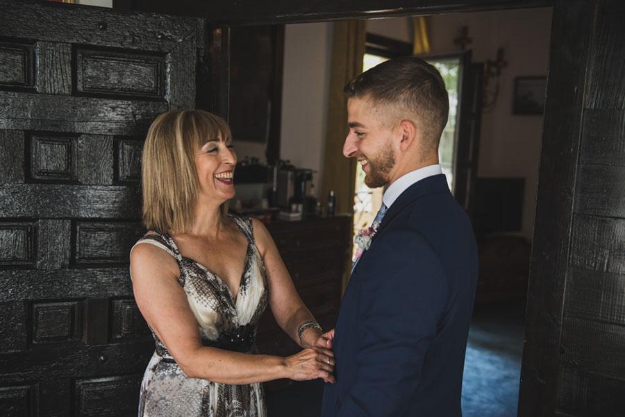 San Román de Escalante. Fotos de boda.