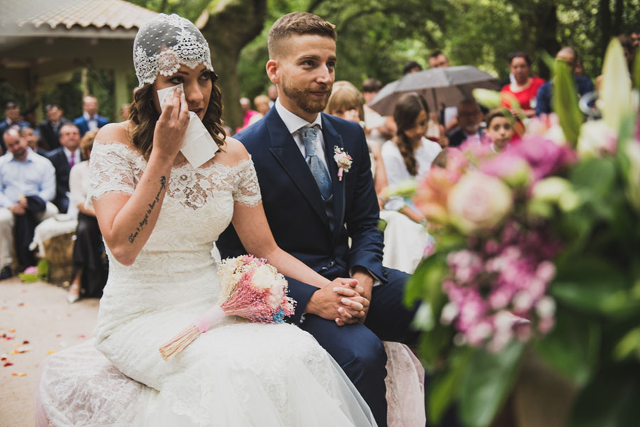 San Román de Escalante. Fotógrafos de boda.