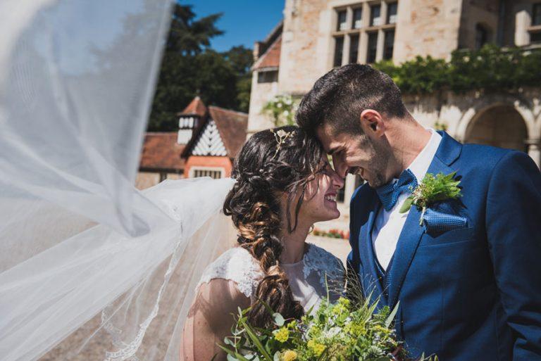 Boda en La Casona de Las Fraguas. Fotógrafo de bodas.