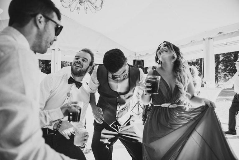 Boda en La Casona de Las Fraguas. Reportaje de boda.