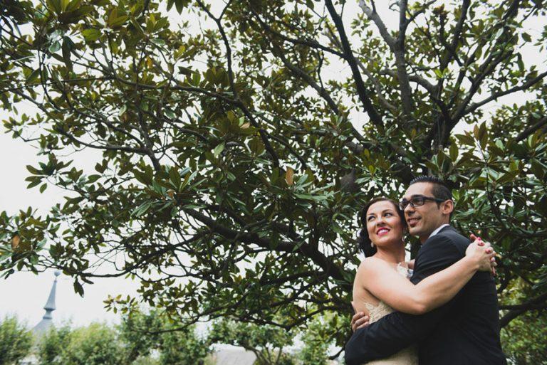 Boda en Restaurante Deluz de Santander. Fotógrafo de bodas.