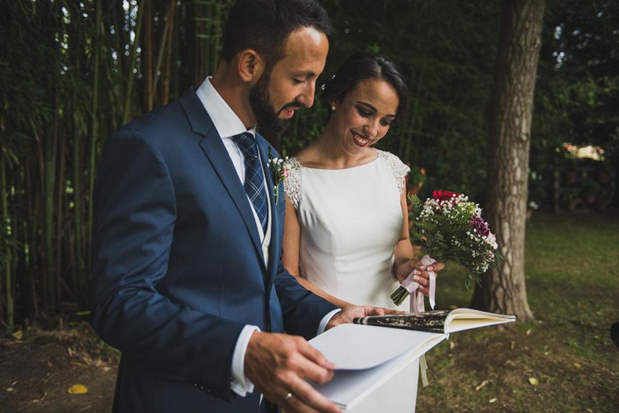 Bodas originales. Reportaje de boda.